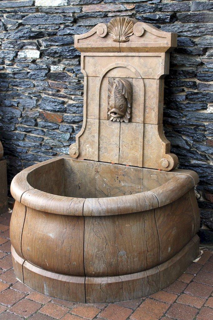 natursteinbrunnen garten, natursteinbrunnen für den garten, Design ideen