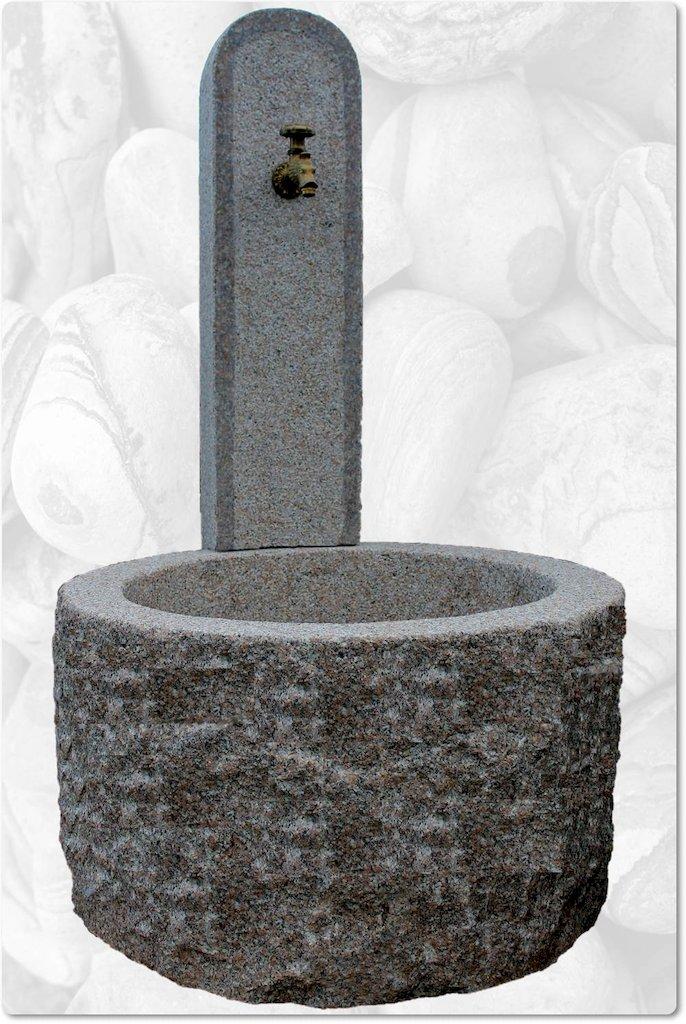 Granitbrunnen Modern Für Den Garten Steinbrunnen Fur Den Garten