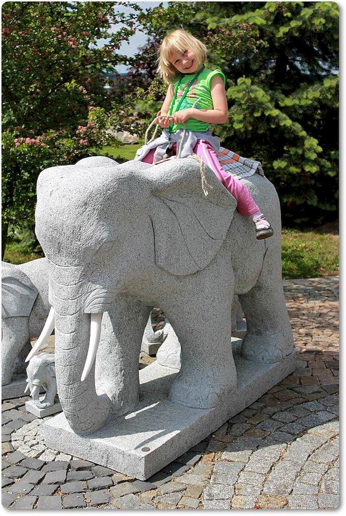 Tierfiguren Aus Stein