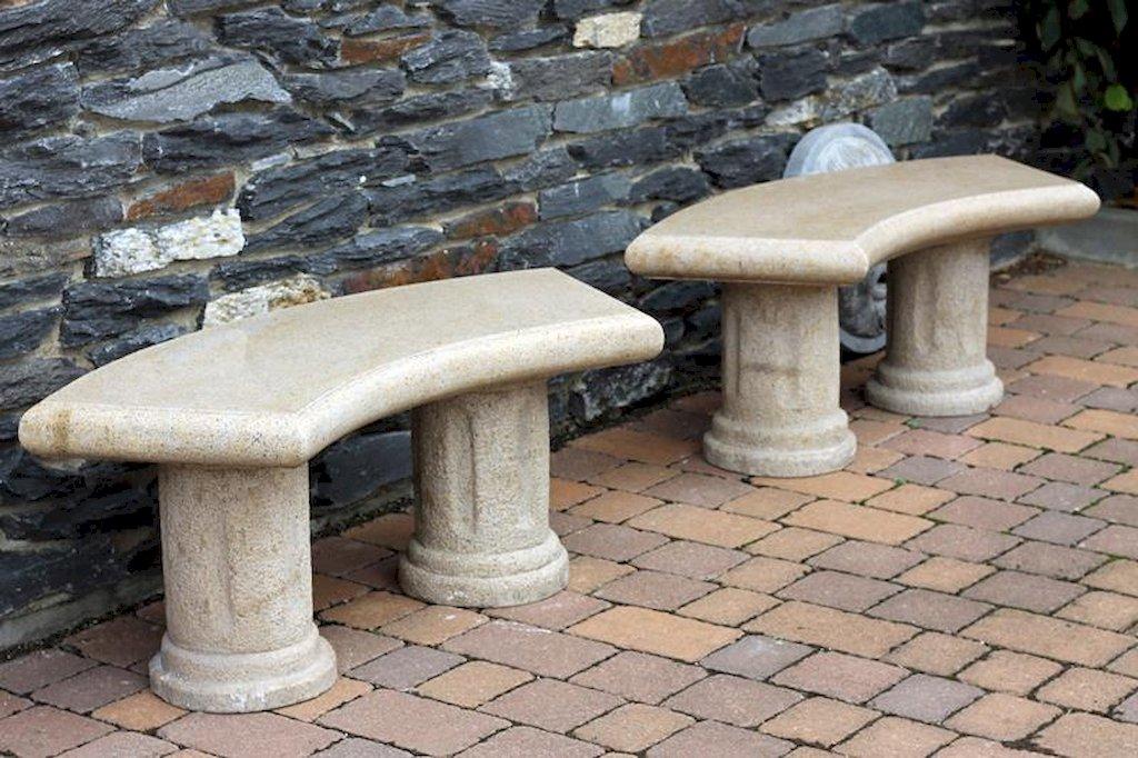 Steinbank dresden aus granit oder gabbro for Raumgestaltung stein dresden
