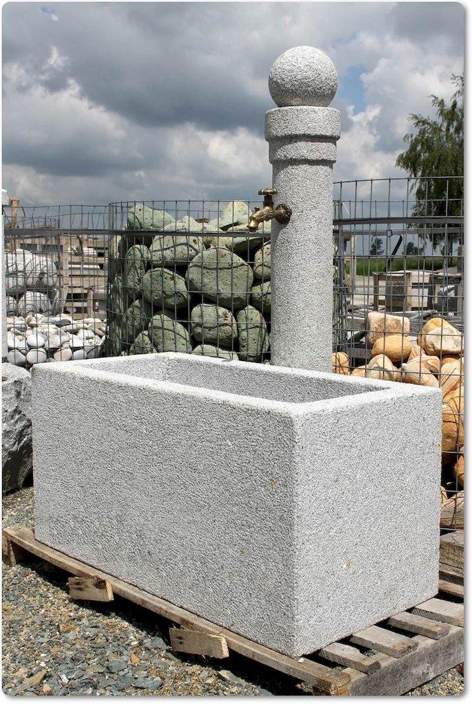 gartenbrunnen aus naturstein für den garten, Garten und erstellen