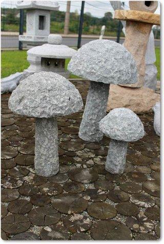 Tags gartendeko garten steinkunst - Gartendeko pilze aus stein ...